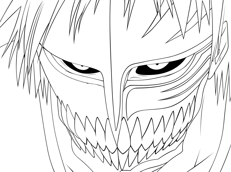 bleach coloring pages bleach rukia trial lineart by oukasakazaki on deviantart pages coloring bleach