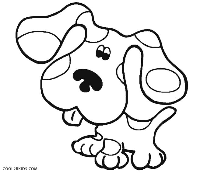 blues clues coloring book 17 best images about blue39s clues coloring pages on blues coloring book clues