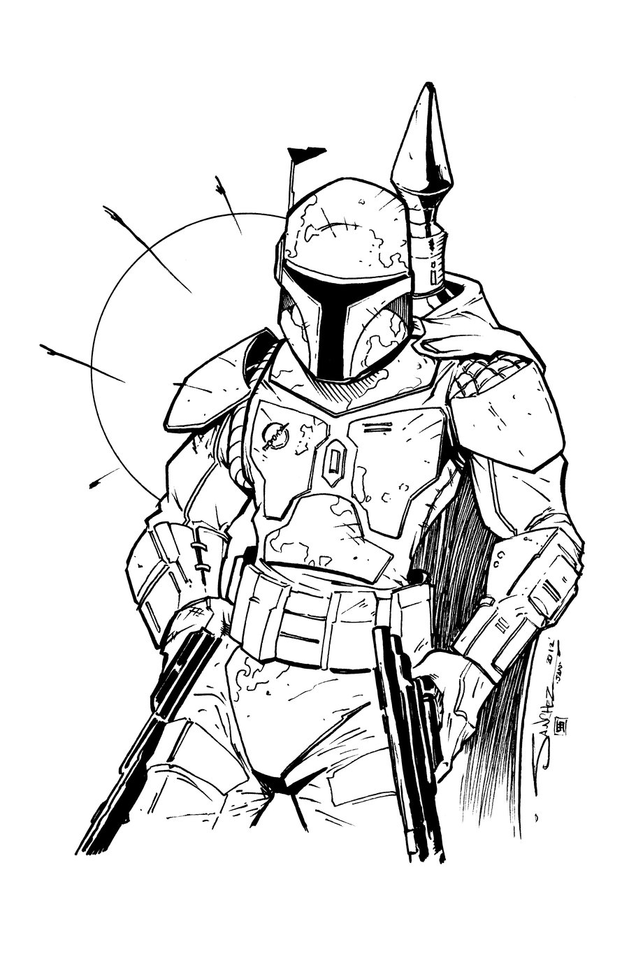 boba fett coloring pages printable star wars boba fett coloring pages coloring home pages fett coloring boba printable