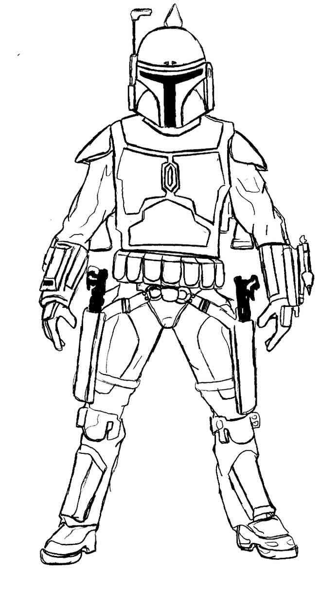 boba fett coloring pages printable star wars coloring pages boba fett coloring home pages printable boba fett coloring