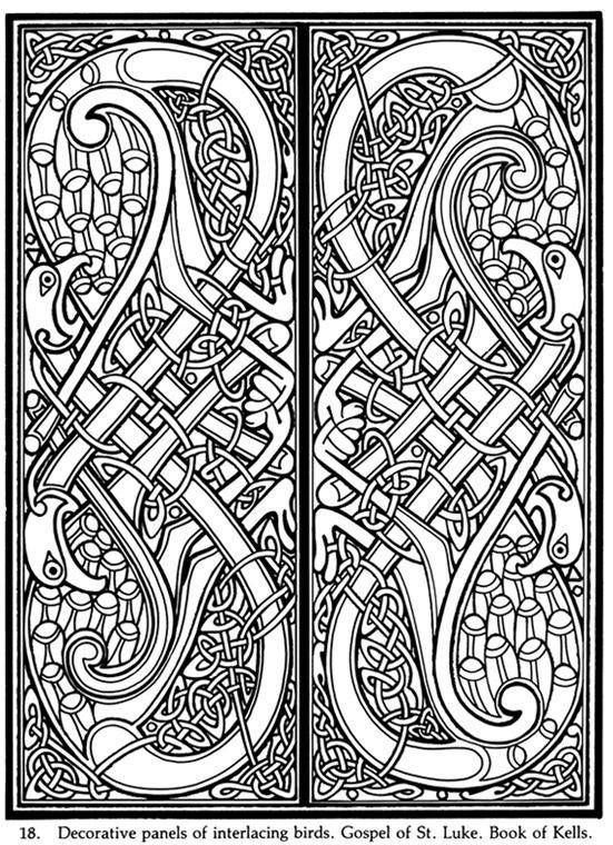 book of kells colouring pages free book of kells coloring pages at getcoloringscom free colouring pages of book kells free