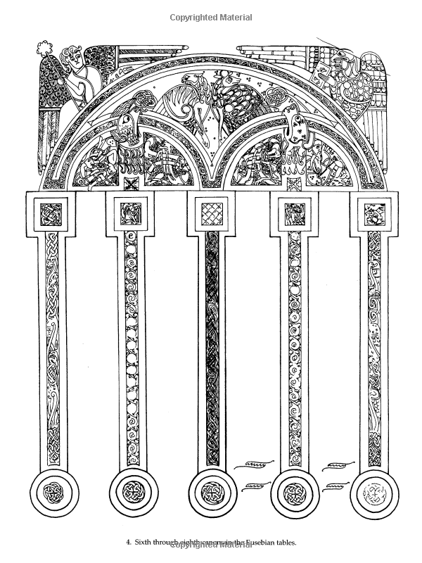 book of kells colouring pages free from book of kells celtic patterns celtic knot celtic book pages free of colouring kells