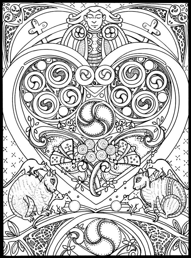 book of kells colouring pages free illuminated manuscripts coloring book dover publications colouring kells pages of free book
