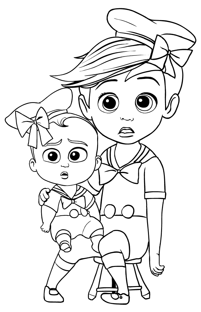boss baby printable coloring pages the baby boss coloring sheets for kids coloring pages baby pages boss coloring printable