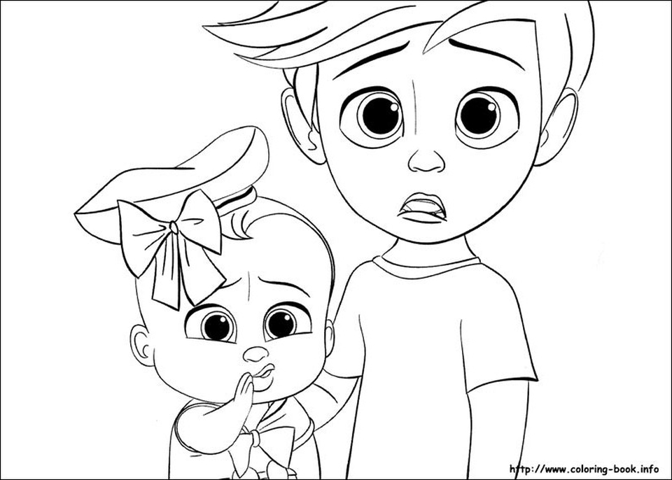 boss baby printable coloring pages the boss baby coloring pages printable baby pages printable boss coloring