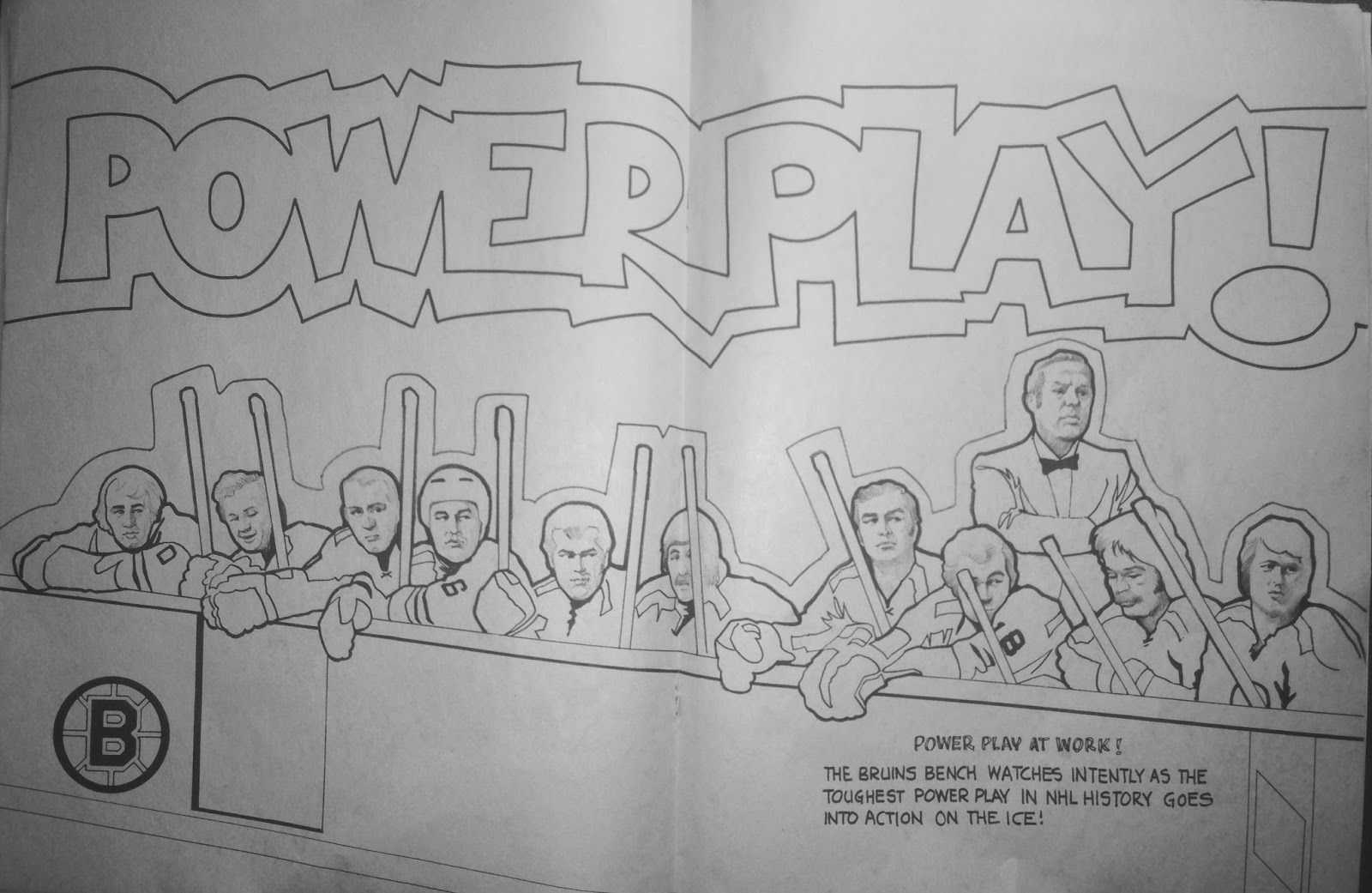 boston bruins coloring pictures boston bruins 1972 coloring book bruins coloring pictures boston