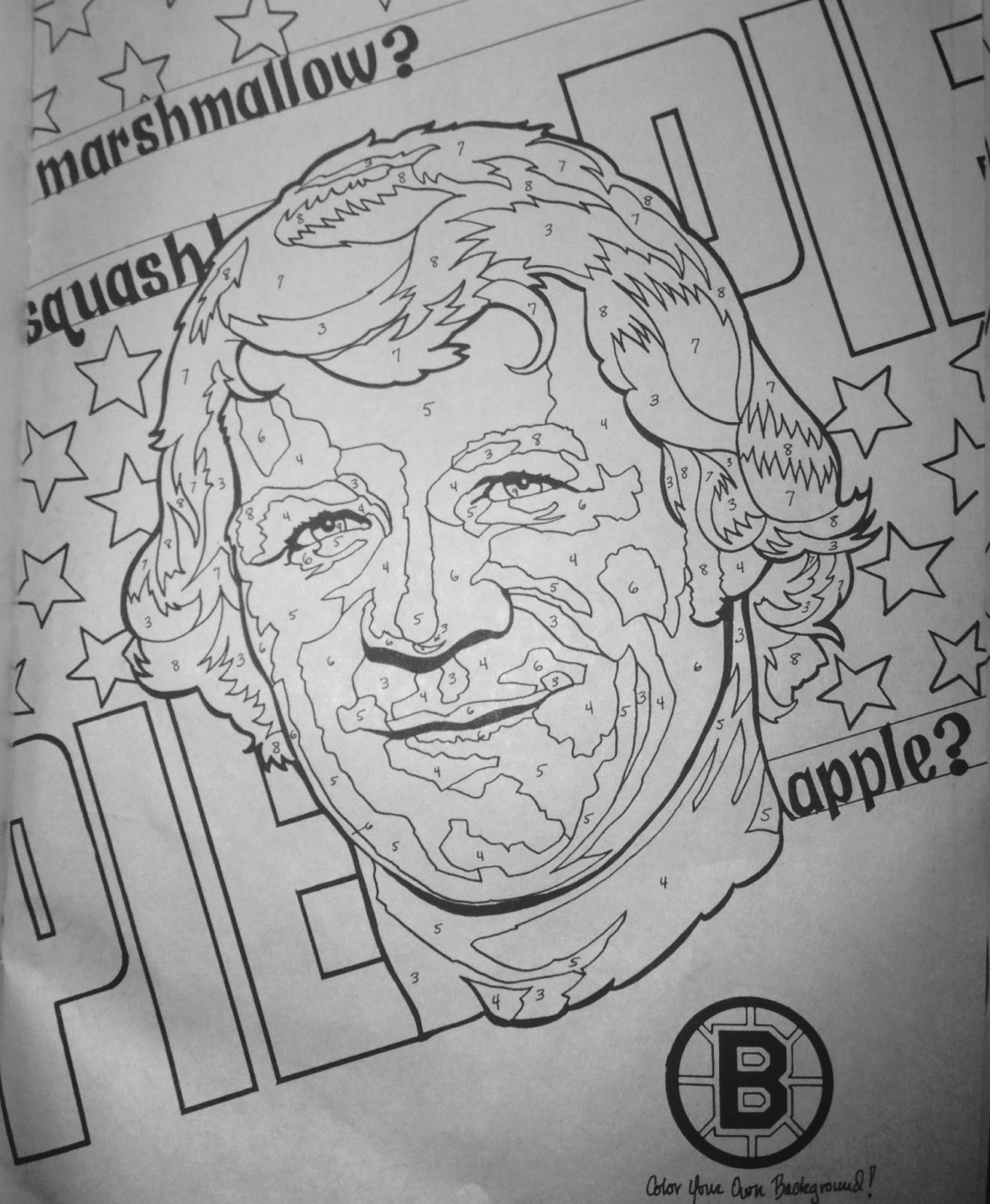 boston bruins coloring pictures boston bruins 1972 coloring book pictures bruins coloring boston