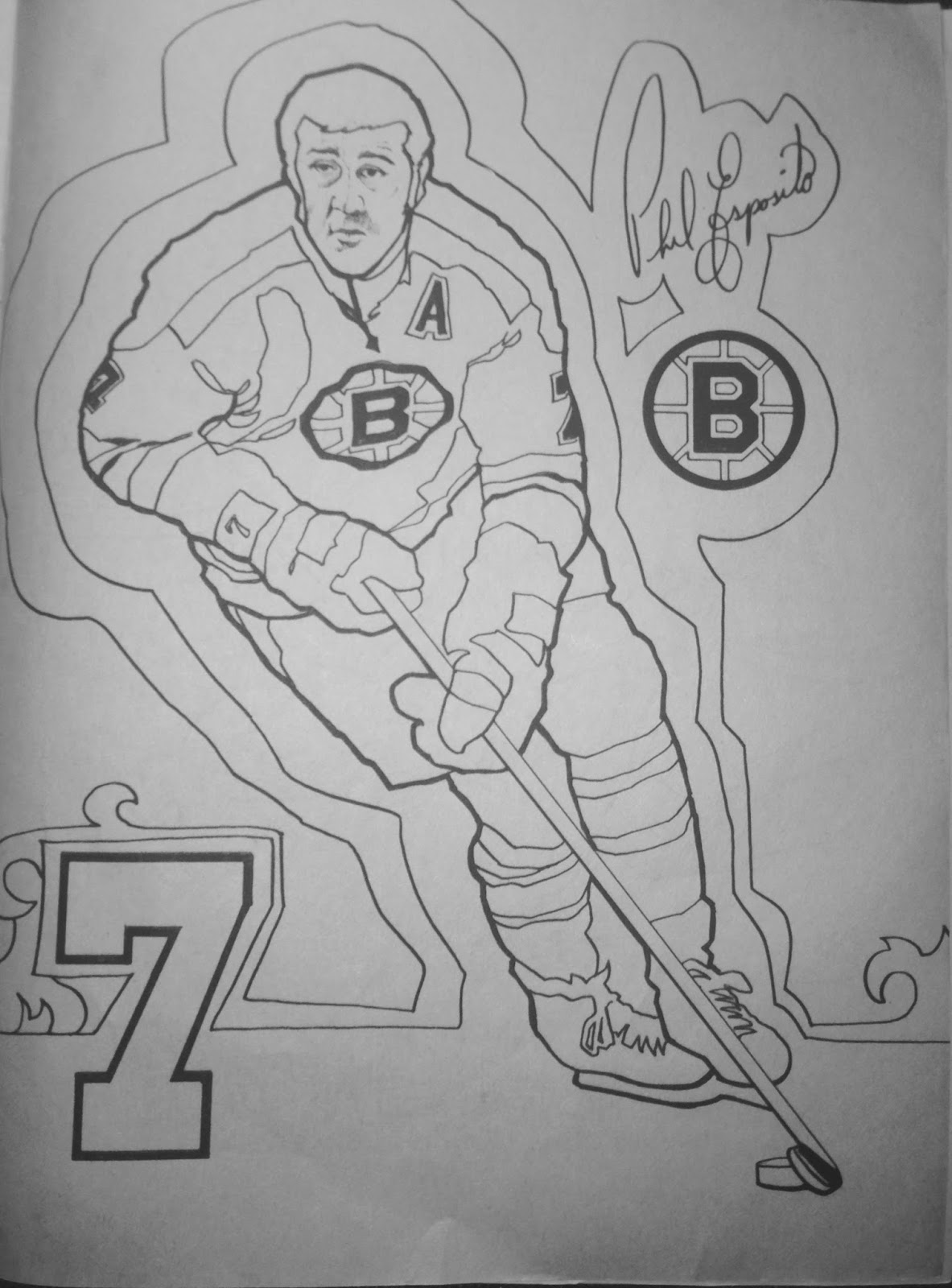 boston bruins coloring pictures bruins coloring pages at getcoloringscom free printable coloring boston bruins pictures