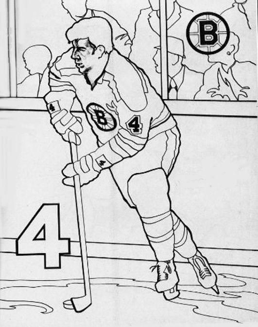 boston bruins coloring pictures nitzy39s hockey den boston bruins 1972 coloring book bruins pictures coloring boston