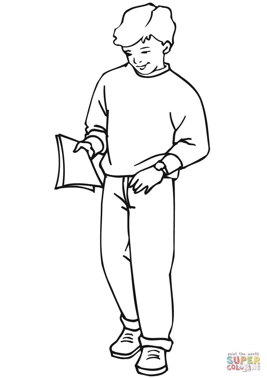 boy coloring template 9 boy coloring pages jpg ai illustrator download coloring template boy