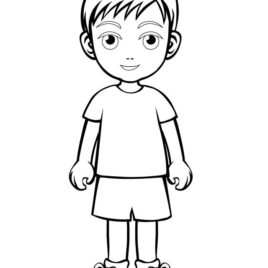 boy coloring template coloring for boy free coloring library template coloring boy