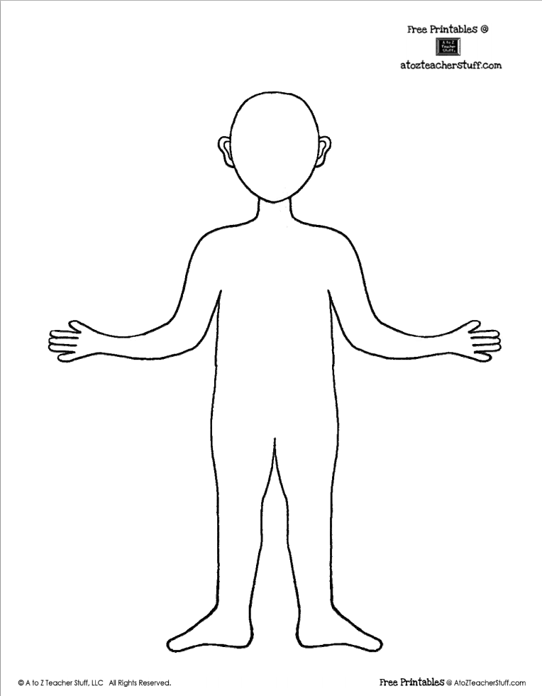 boy coloring template person outline coloring page coloring home template coloring boy