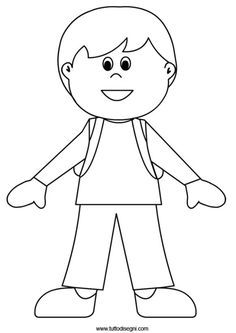 boy coloring template two boys coloring pages template coloring boy
