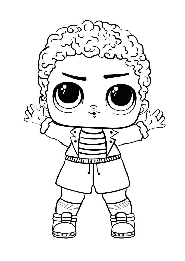 boy printable lol coloring pages coloring pages for boys coloring pages lol surprise coloring printable boy lol pages