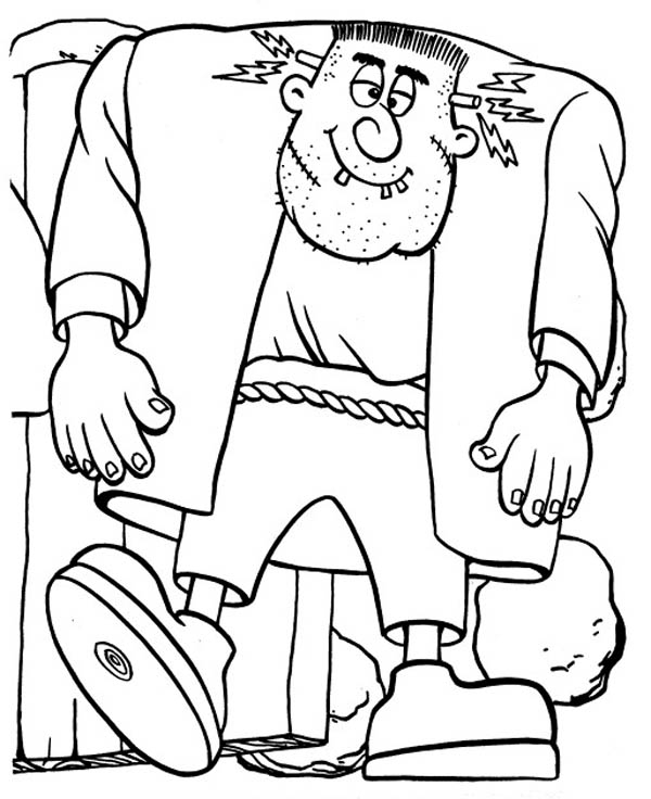 bride of frankenstein coloring pages colorbook bride of pages frankenstein coloring