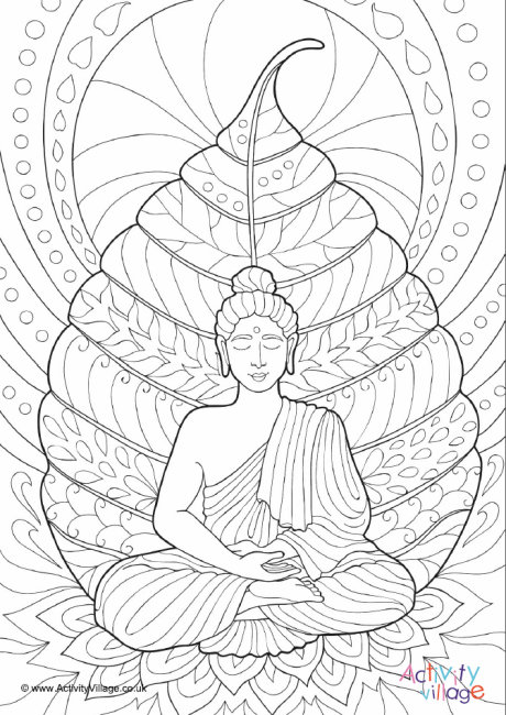 buddha coloring pages buddha colouring page 2 coloring pages buddha