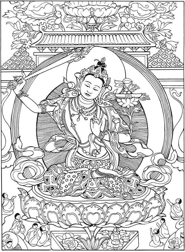 buddha coloring pages freeprintable budhism coloring pages buddha coloring pages