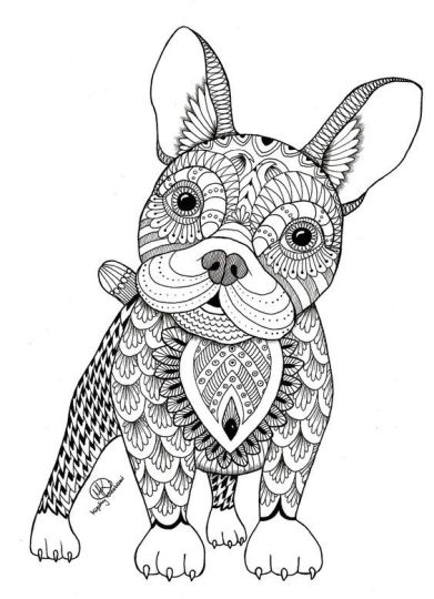 bulldog coloring page french bulldog coloring pages part 2 bulldog page coloring
