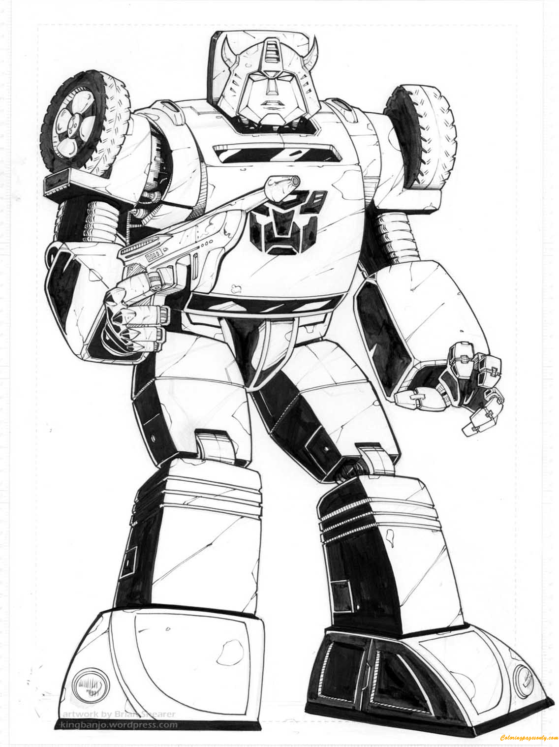 bumblebee transformer coloring pictures transformers coloring pages free coloring home coloring bumblebee transformer pictures