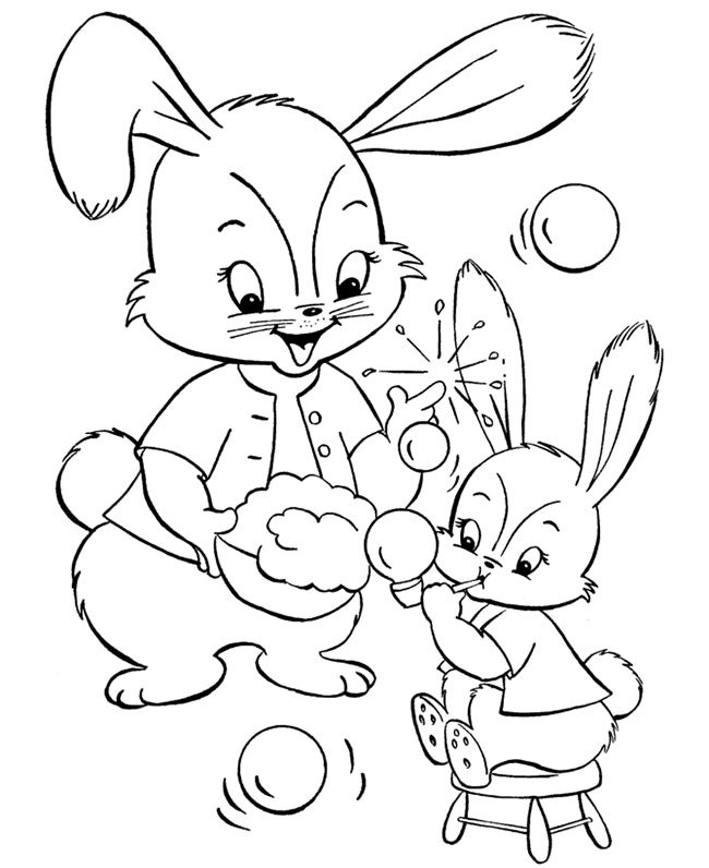 bunny coloring pages cute bunny coloring pages to download and print for free pages coloring bunny