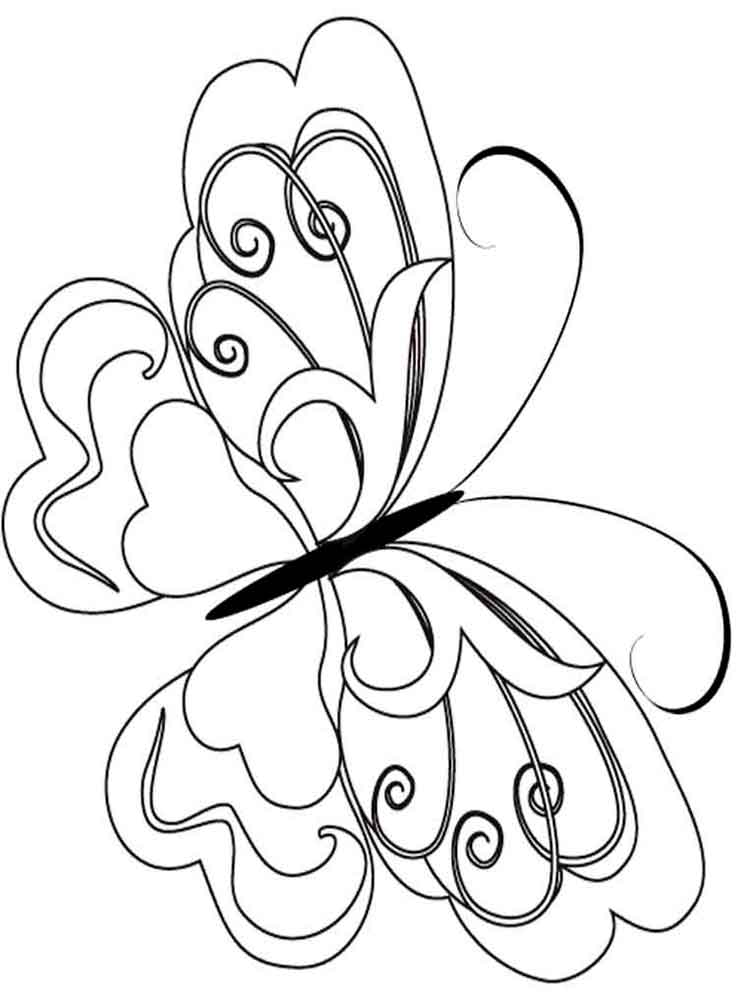 butterfly colouring pics butterfly doodle coloring page butterfly colouring pics