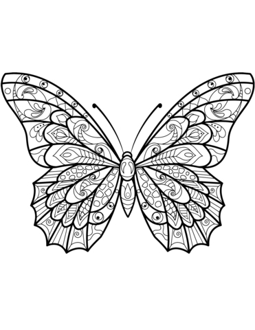butterfly mosaic coloring page butterfly coloring pages butterfly coloring page mosaic page butterfly coloring