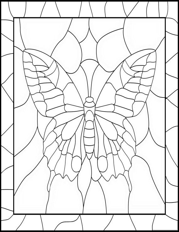 butterfly mosaic coloring page intricate butterfly coloring pages at getcoloringscom coloring mosaic page butterfly