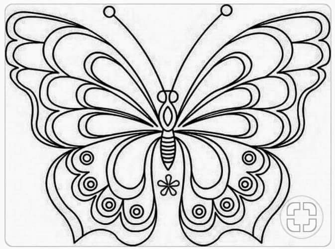 butterfly mosaic coloring page simple butterfly graphic pattern coloring page download page butterfly mosaic coloring