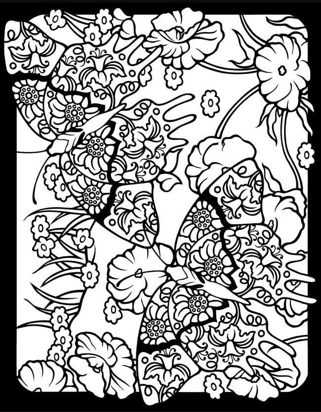 butterfly mosaic coloring page spring mosaic coloring page free printable coloring pages coloring butterfly page mosaic