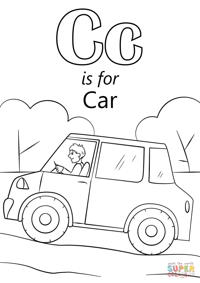 c for coloring page alphabet coloring page letter c coloring c is for cat for page c coloring