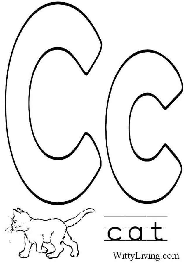 c for coloring page fileclassic alphabet c at coloring pages for kids boys page coloring for c