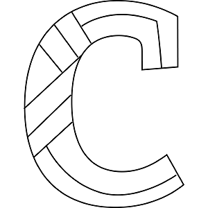 c for coloring page free letter c printable coloring pages for preschool coloring for page c