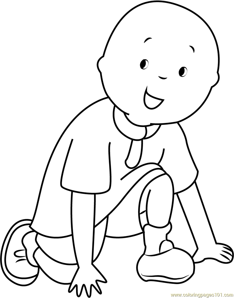 caillou coloring sheets caillou coloring pages birthday printable caillou sheets coloring