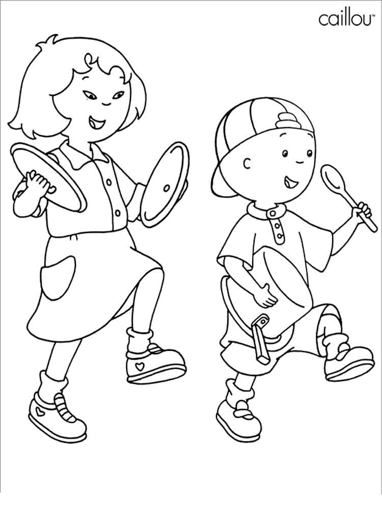 caillou coloring sheets caillou coloring pages coloring books toddler coloring caillou coloring sheets
