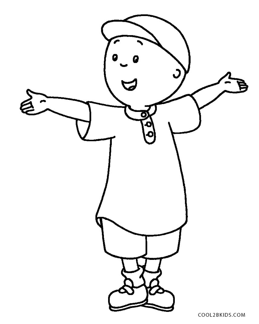 caillou coloring sheets get this printable caillou coloring pages 9wchd coloring sheets caillou