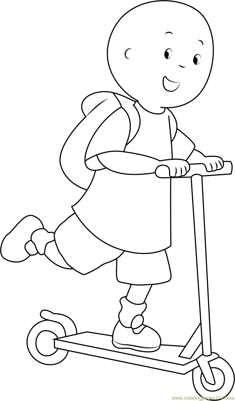 caillou coloring sheets ready to learn caillou coloring sheet 3 caillou sheets caillou coloring