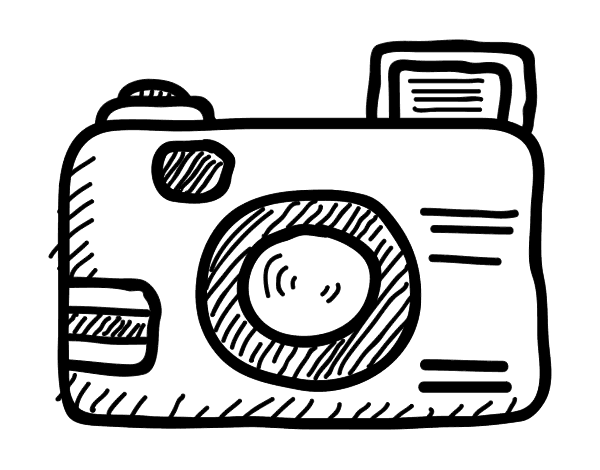 camera coloring pages pin by tiffany goodson on digi other camera drawing pages coloring camera