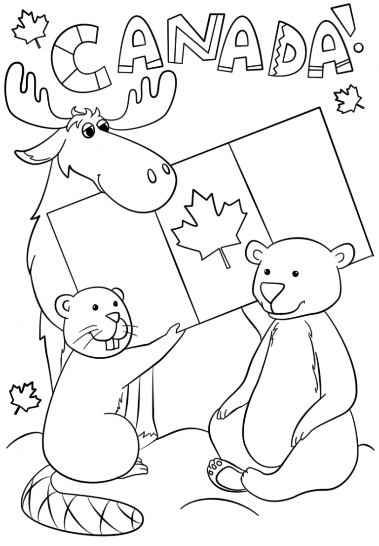 canada coloring pages canada coloring pages kidsuki canada pages coloring