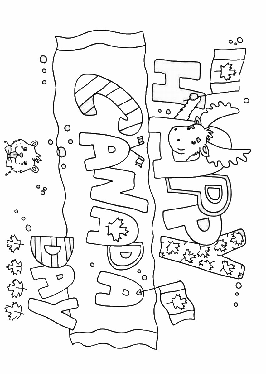 canada coloring pages canada day colouring sheet kids in the capital pages canada coloring