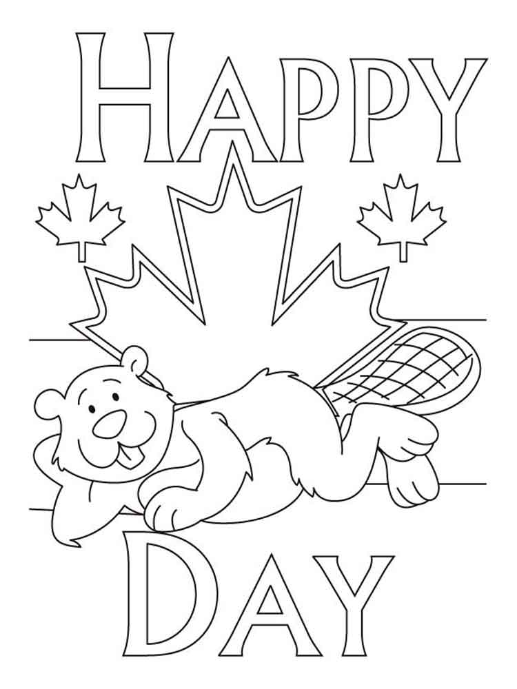 canada coloring pages free printable canada day preschool learning package canada coloring pages