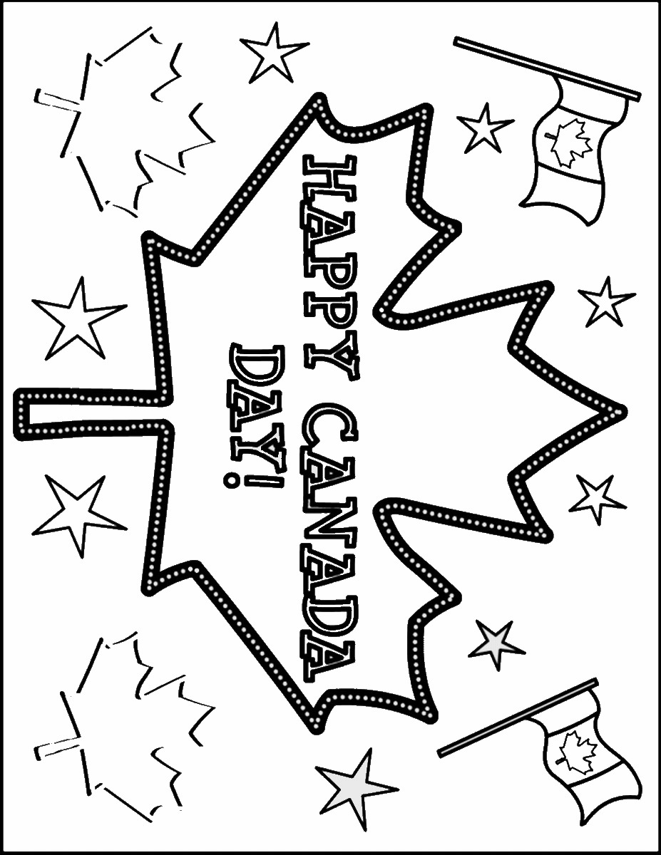 canada coloring pages national canada day coloring pages for childrens kids canada pages coloring
