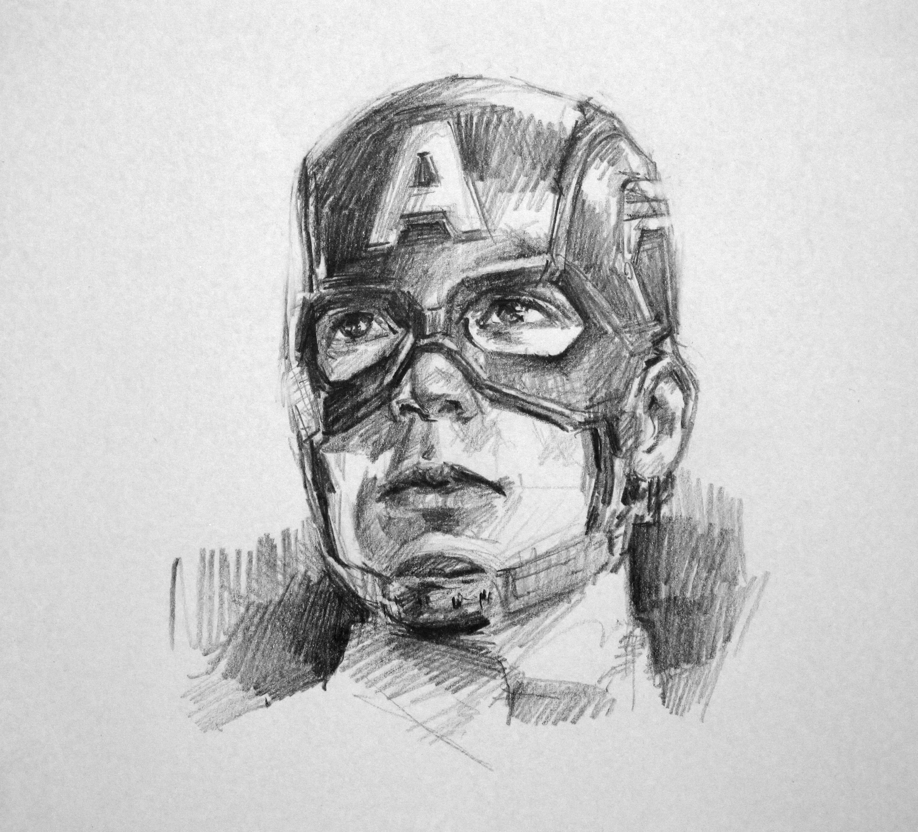 captain america drawing drawings on youtube art of wei captain america drawing
