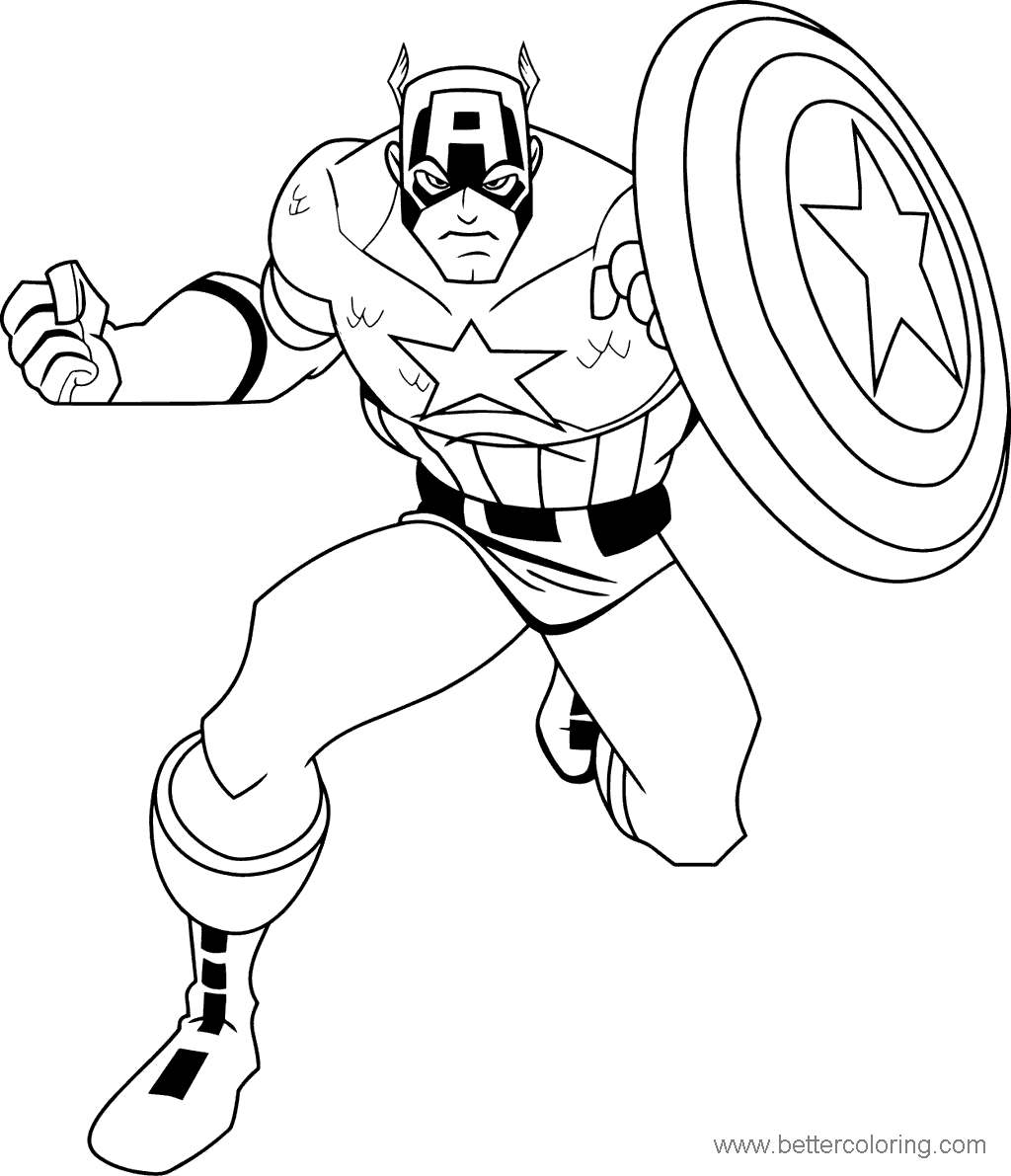 captain marvel coloring pages 30 free marvel coloring pages online printable pdf pages captain coloring marvel