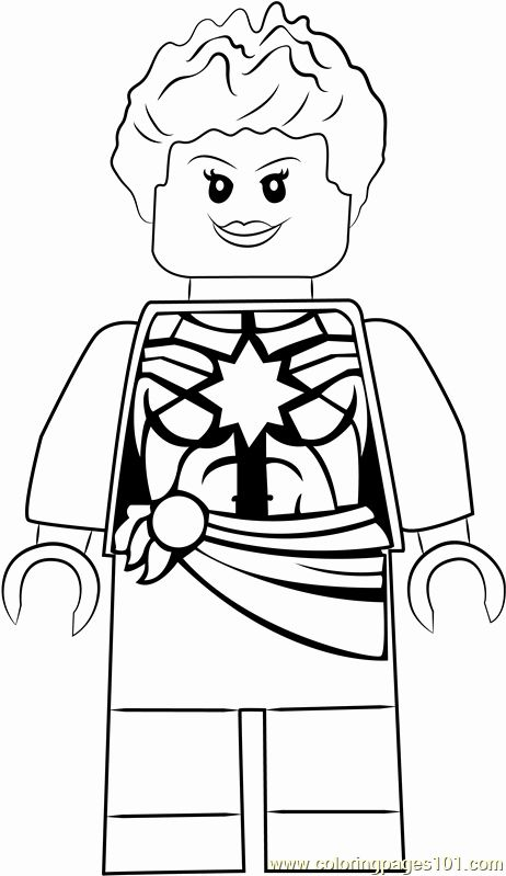 captain marvel coloring pages captain marvel coloring page beautiful lego captain marvel captain pages marvel coloring