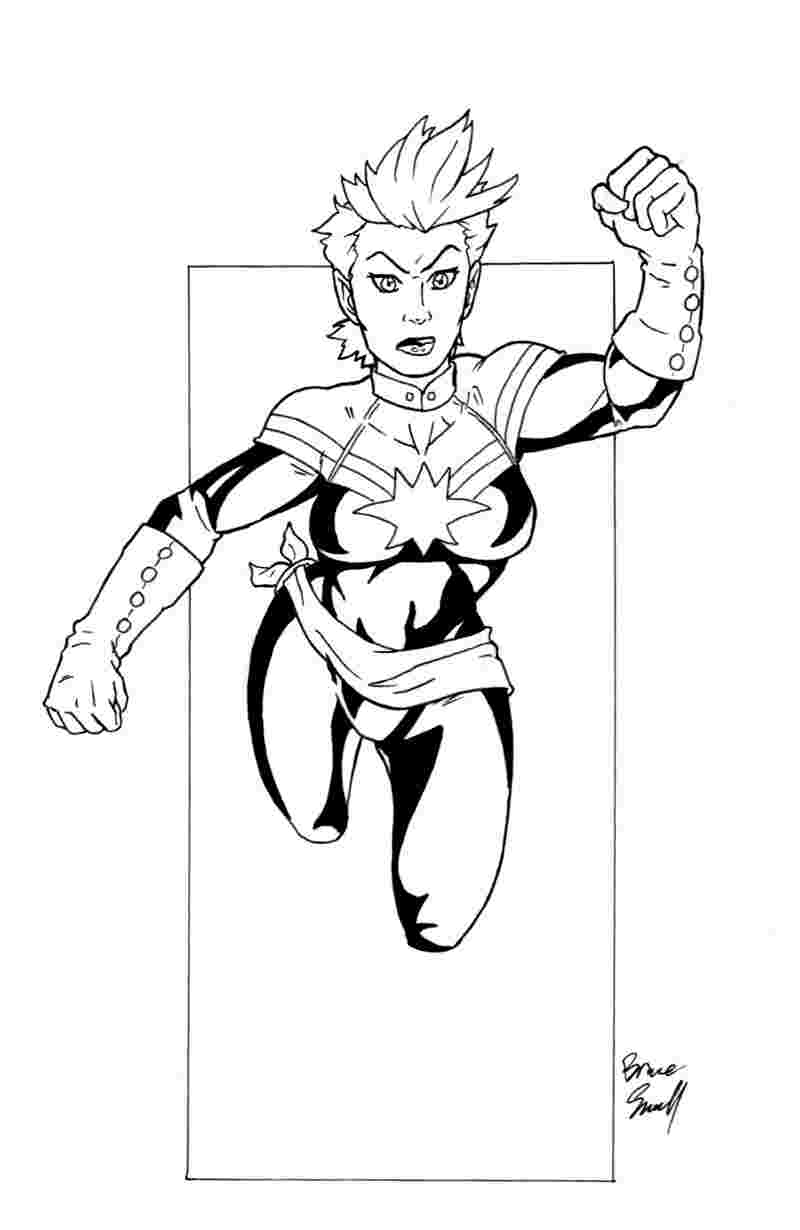 captain marvel coloring pages captain marvel coloring pages at getdrawings free download coloring marvel captain pages