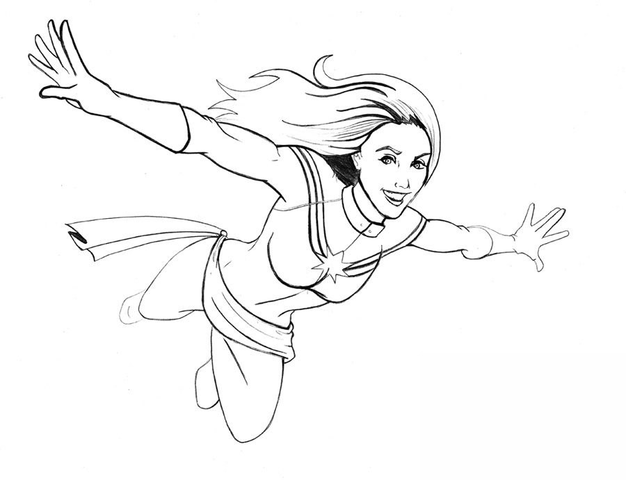 captain marvel coloring pages captain marvel free printable coloring pages colorpagesorg coloring pages captain marvel