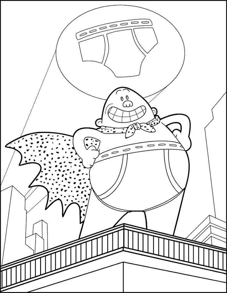 captain underpants pictures to print captain underpants coloring pages best coloring pages captain underpants print pictures to