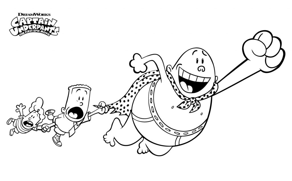 captain underpants pictures to print free captain underpants coloring pages 101 coloring print pictures underpants to captain