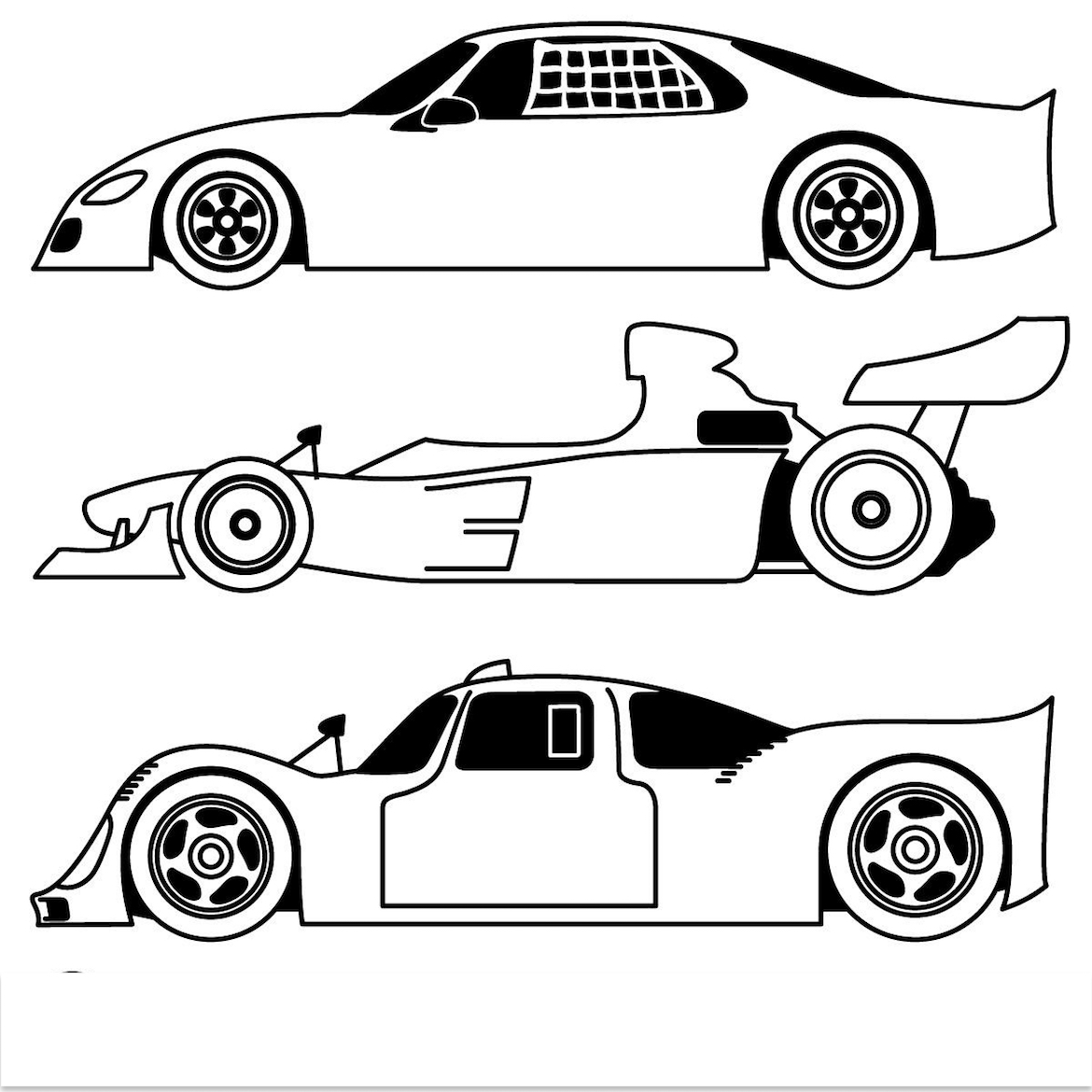 car pictures to colour in cars coloring pages coloringpages1001com car in to colour pictures