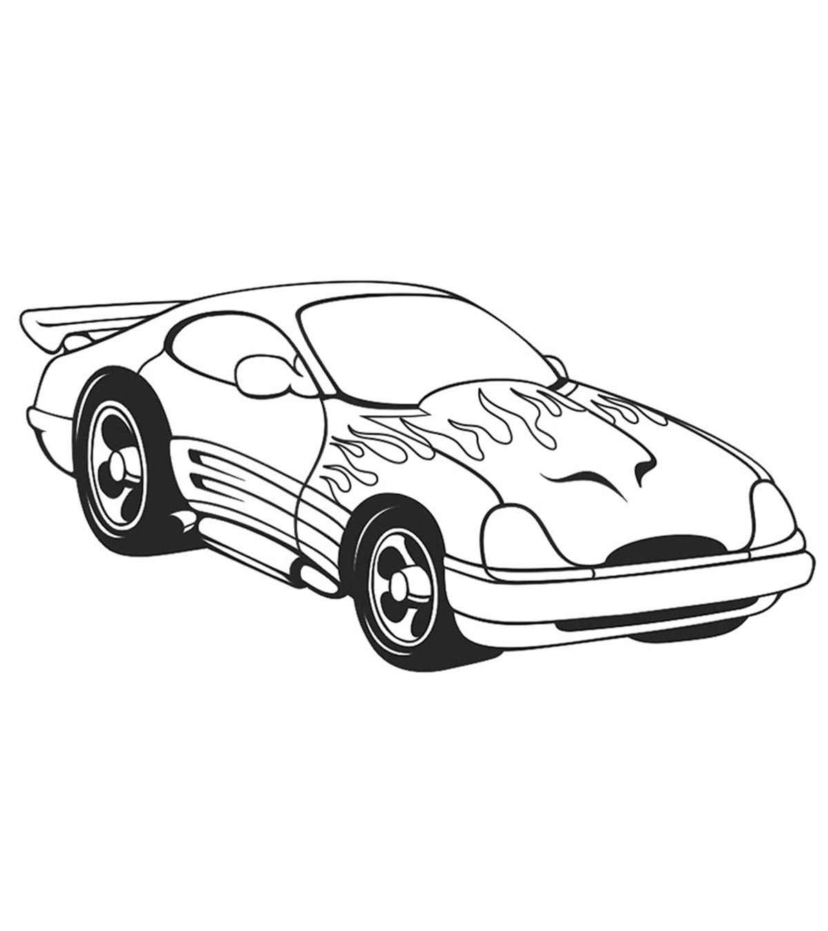 car pictures to colour in police car coloring pages to download and print for free car to pictures colour in